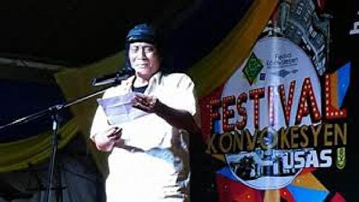 Penyair Indonesia Syarifuddin Arifin