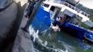 Kapal Buang Sampah ke Batang Arau, Pelaku Terancam Denda dan Kurungan