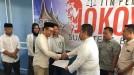 Sejumlah Advokat di Sumbar Deklarasikan Tim Pembela Jokowi