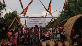 Pembukaan Lokakarya Tari Marsini Komunitas Budaya Balingka Meriah