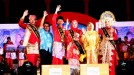 Hanif dan Nadia, Uda dan Uni Duta Wisata Agam 2018