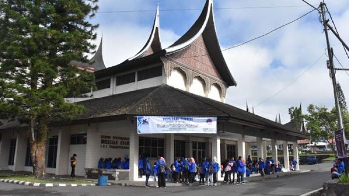 Aktivitas di Kampus ISI Padang Panjang