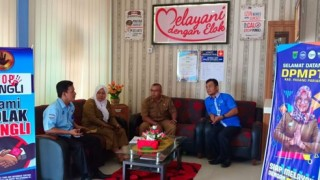 DPMPTP Padang Pariaman Jadi Inspirasi DPMPTP Pasbar
