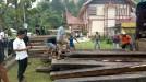 KPHP Amankan 60 Kubik Kayu di Hutan Produksi