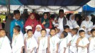 Murid TK Canduang Ikuti Latihan Manasik Haji