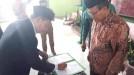 Dilantik Jadi Ketua STIT SB, M Yusuf MSi Tandatangani Pakta Integritas
