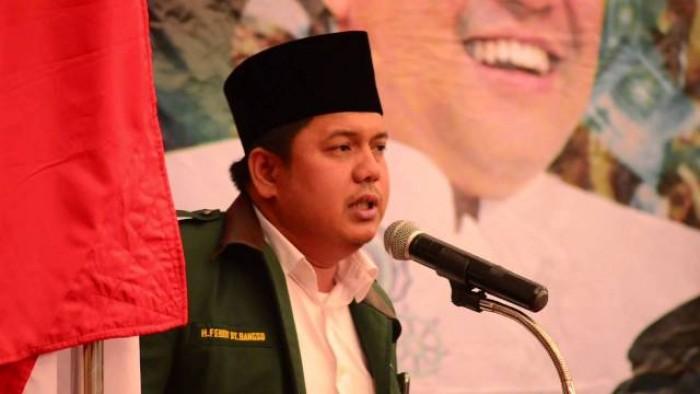 Staf Khusus Kementerian Desa Pembangunan Daerah Tertinggal dan Transmigrasi (Kemendes PDTT) H. Febby Datuk Bangso Nan Putiah