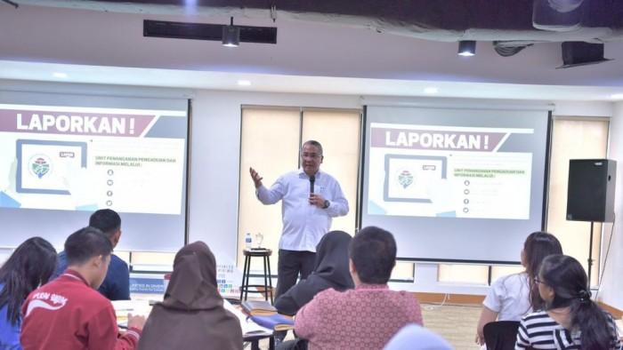 Menteri Desa, Pembangunan Daerah Tertinggal, dan Transmigrasi (Mendes PDTT) Eko Putro Sandjojo menjadi pembicara pada Youth Action Forum yang diselenggarakan oleh United Nations Sustainable Development Solutions Network (UN SDSN) di Jakarta, Rabu (31/10/2018).