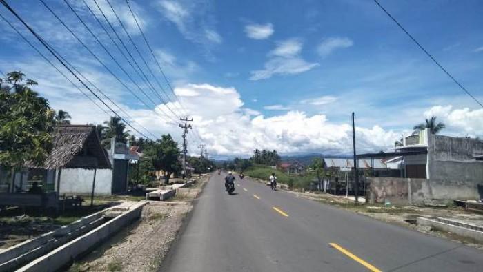 PT Yasa Conbloc segera merampungkan pembangunan proyek strategis ruas jalan nasional Painan-Kambang yang berada di Kabupaten Pesisir Selatan (Pessel) tuntas akhir tahun 2018