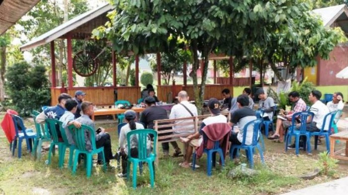 Rapat pematangan panitia pelaksana Payokumbuah Literary Festival akan digelar pada 14-16 November 2018 di Kota Payakumbuh, di Markas Besar Komunitas Senu Intro  beberapa waktu lalu