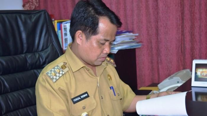 Wakil Bupati Limapuluh Kota, Ferizal Ridwan