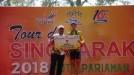 TdS 2018 Sudah Usai, Jesse Ewart dari Australia Juara Umum