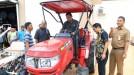Kembali, Bantuan Alsintan Dikucurkan untuk Petani Kota Pariaman
