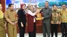 Pemko Pariaman Presentasi di Depan Wagub Lampung Terpilih