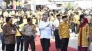 Mendes PDTT Menari Bersama Ratusan Musisi Bengkulu