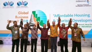 Menteri Basuki Dorong REI Sediakan Rumah MBR Terjangkau dan Berkualitas